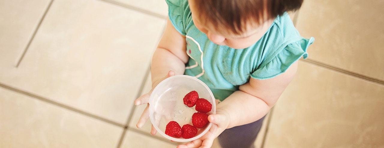 Freezing Baby Food