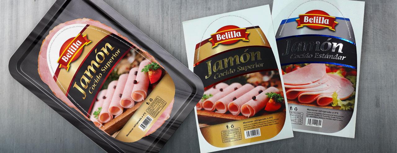 Ham Labels