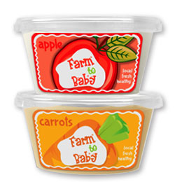 Baby Food Labels