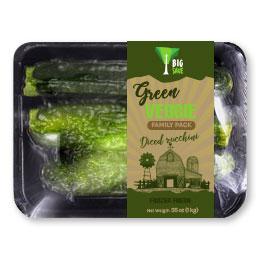 Frozen Vegetable Labels