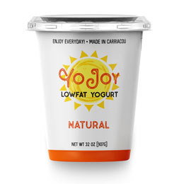 Frozen Yogurt and Smoothie Labels