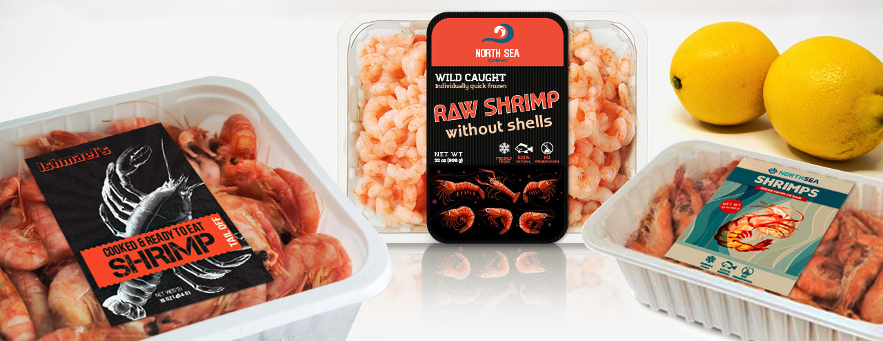 Shrimp Labels